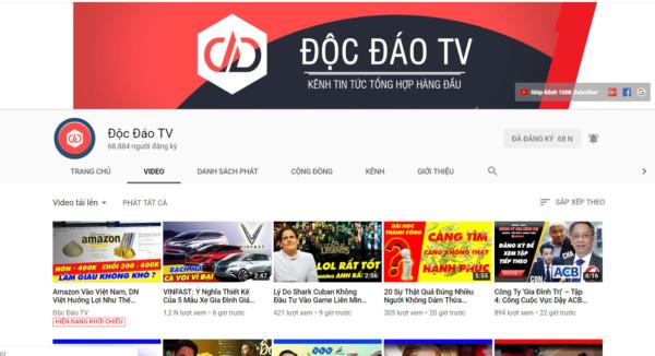 doc dao tv atpsoftware - Youtube Marketing Là Gì? Cách Kinh Doanh Bán Hàng & Kiếm Tiền Trên Youtube Chi Tiết Nhất Từ A - Z