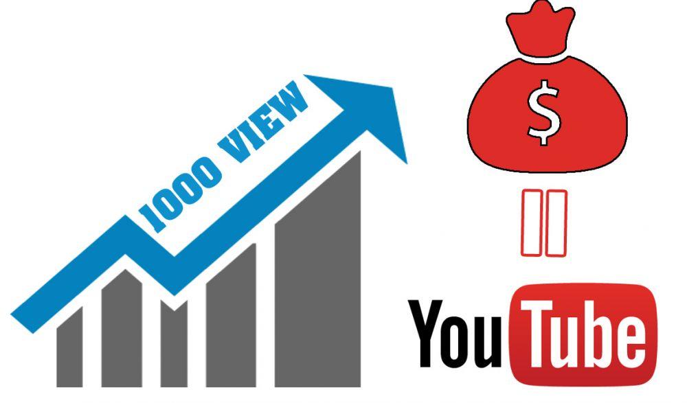 Bao Nhiêu Lượt Xem Trên Youtube Mới được Trả Tiền
