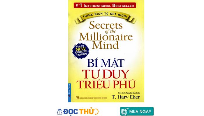 bí mật tư duy triệu phú