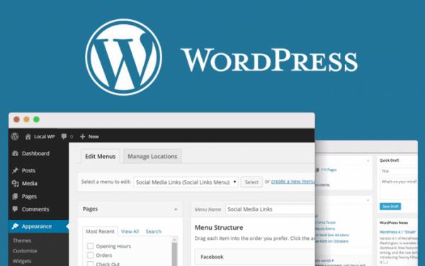 Lợi ích Của Việc Thiết Kế Website Bằng WordPress 3