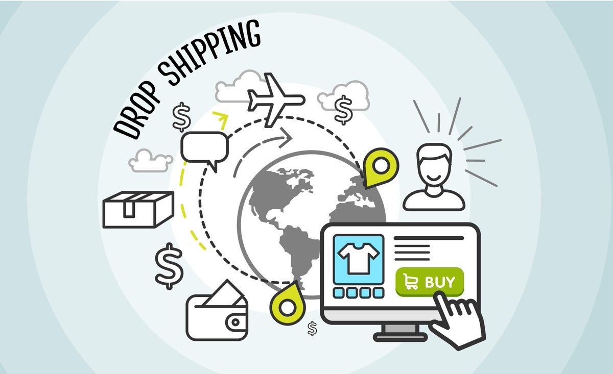 Các bước thực hiện Dropshopping - Phân loại các hình thức Dropshipping - WEBICO BLOG