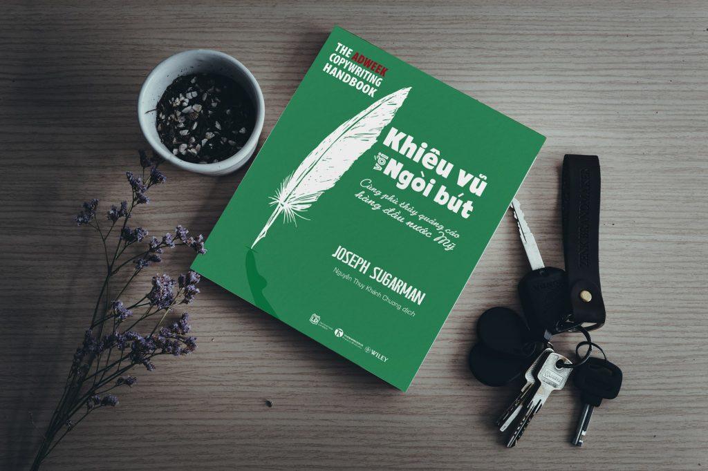 Sách hay về marketing - khiêu vũ với ngòi bút