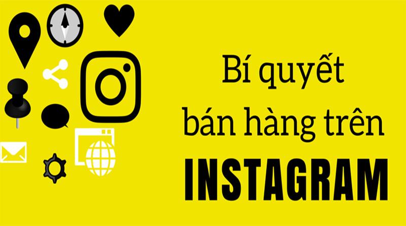 Những mẹo bán hàng Instagram