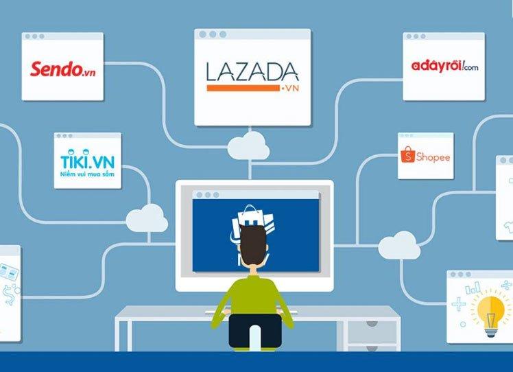 Kinh doanh Online qua các kênh bán hàng nào thì hiệu quả?